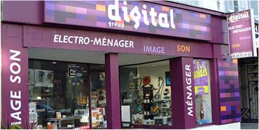 Electromenager digital